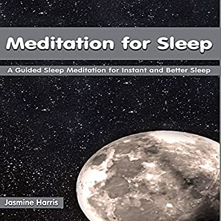 Meditation for Sleep audiobook cover art