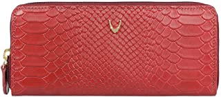 Hidesign Red Women's Wallet (8903439789794)