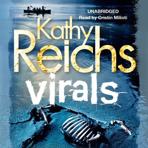 Virals audiobook cover art