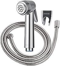 Paperless Washing Shattaf Head, JOMOO Handheld Bidet Sprayer for Toilet Diaper Sprayer with Wall Base and Hose, Bidet Spra...