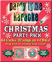 Party Tyme Christmas Party Pack 32+32-song Party Pack