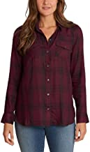 Jessica Simpson Women's Petunia Button-Up Shirt