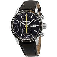 Raymond Weil Freelancer Chronograph Automatic Black Dial Men's Watch