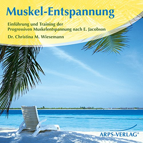 Muskel-Entspannung audiobook cover art