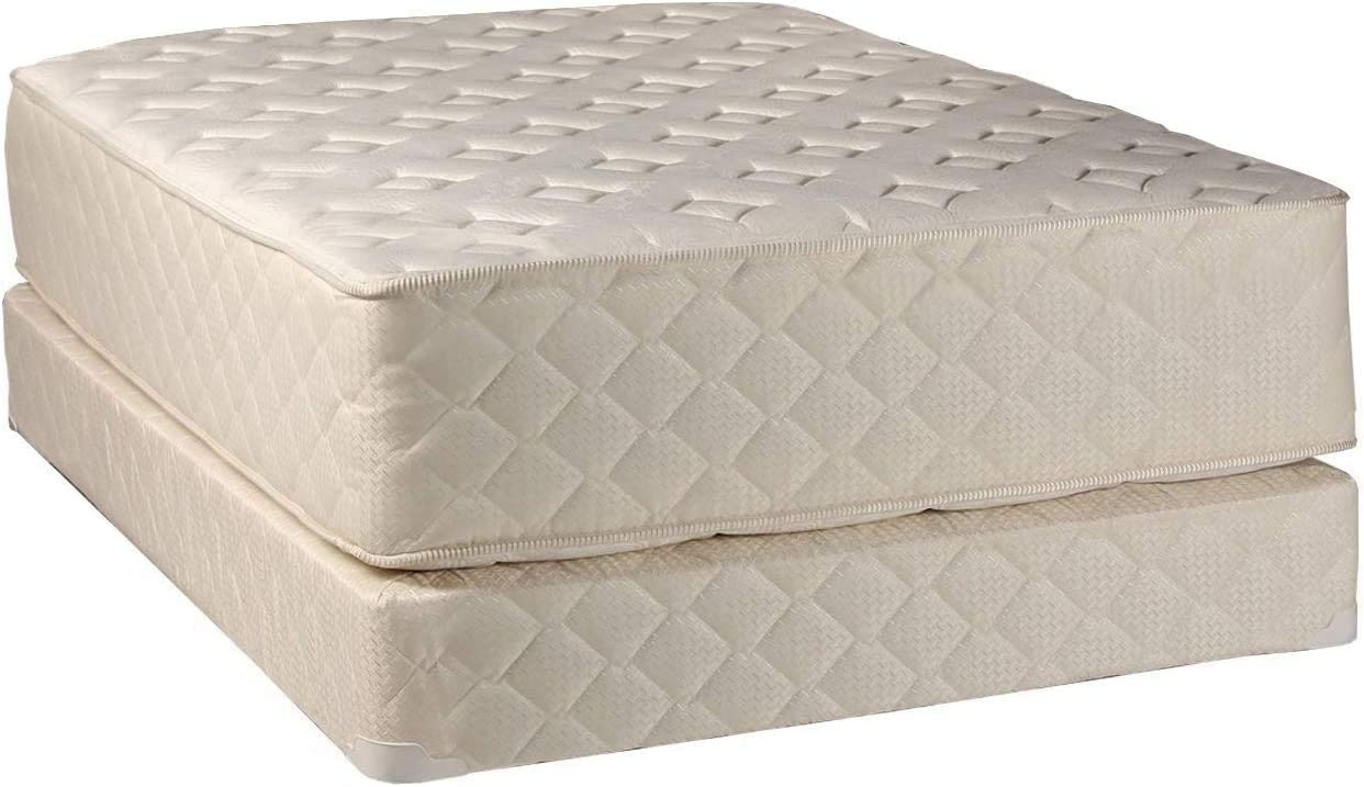 DS Max 54% OFF USA Highlight Luxury Firm Full Fra with Size Mattress Bed Max 72% OFF Set