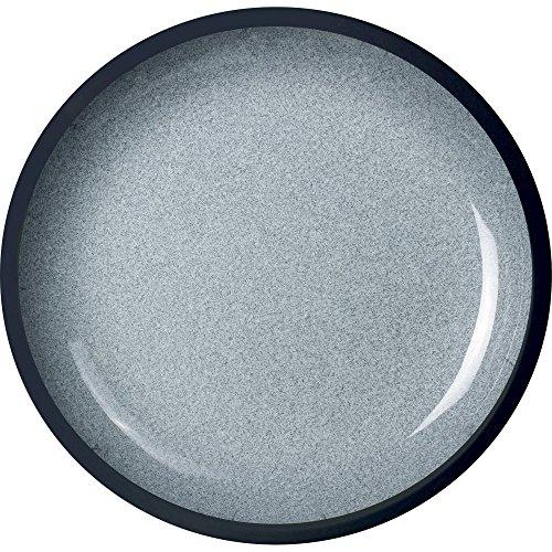 Brunner - Assiette à dessert en mélamine (20cm) (20 cm) (Granit)