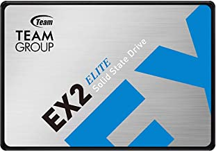 TEAMGROUP EX2 1TB 2.5 Inch SATA III Internal Solid State Drive SSD (Read and Write Speed up to 550/520 MB/s) T253E2001T0C101