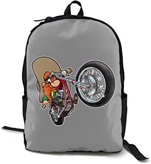 Looney Tunes Yosemite Sam Lightweight Teenager Unisex Backpack