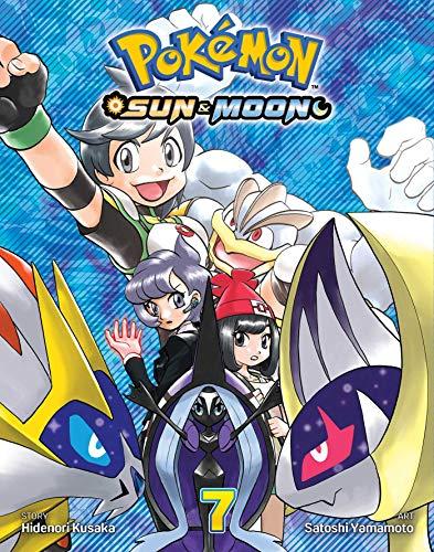 Pokémon: Sun & Moon, Volume 7