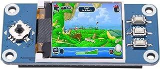 Módulo de exibição de tela LCD de 1,44 polegadas para Raspberry Pi 2B/3B/Zero/Zero W × 128 x 128 de resolução, 1 joystick...