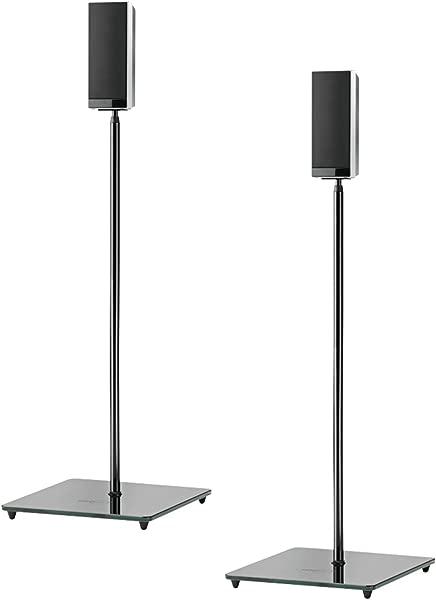 OmniMount ELO Speaker Stand High Gloss Black