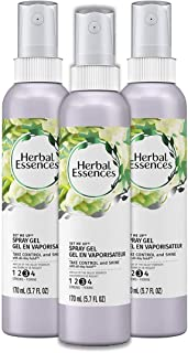 Herbal Essences Set Me Up Spray Gel, 5.7 fl oz(Pack of 3)