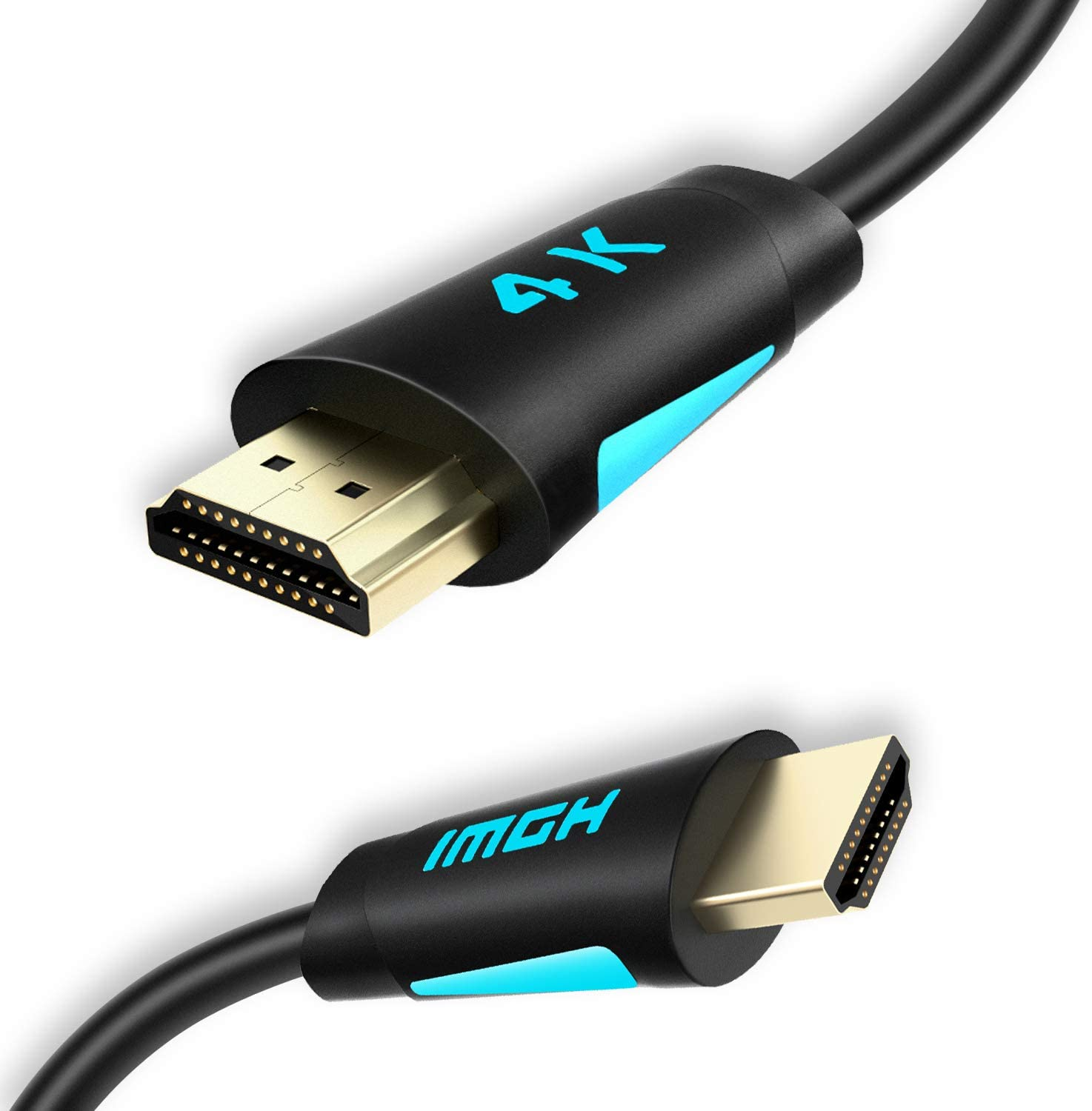 4K HDMI Cable Very popular! unisex TESmart 2.0 High PVC Speed Suppo 18Gbps