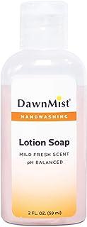 Dukal BG02 Dawn Mist Lotion Soap with Dispensing Cap, 2 oz. Bottle (Pack of 144)