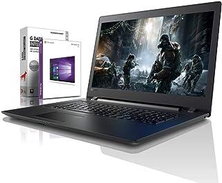 Lenovo (15,6 Zoll) HD+ Notebook (Intel N4020 2x2.80 GHz, 8GB DDR4, 512 GB SSD, Intel UHD 600, HDMI, Webcam, Bluetooth, USB 3.0, WLAN, Windows 10 Prof. 64 Bit) #6723