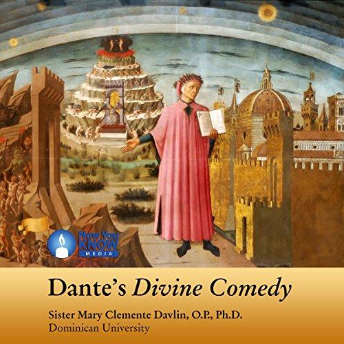 Dante's Divine Comedy audiobook cover art