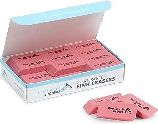Best pink erasers bulk Reviews