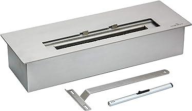 Queimador para lareiras ecológicas à álcool F 45-45 cm