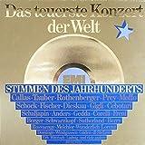 Various - Das Teuerste Konzert Der Welt (Stimmen Des Jahrhunderts) - His Master's...