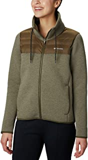 Columbia Northern Comfort Hybrid Sport Jacket for Women XS