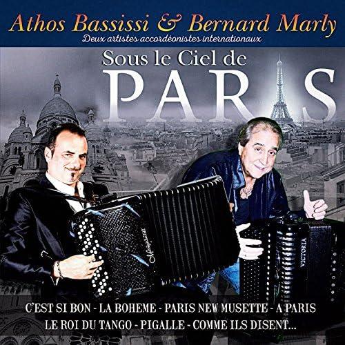 Bernard Marly & Athos Bassissi