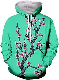 Galaxy Space Hoodie Men Astronaut Monkey Print 3D Pullovers Sweatshirt