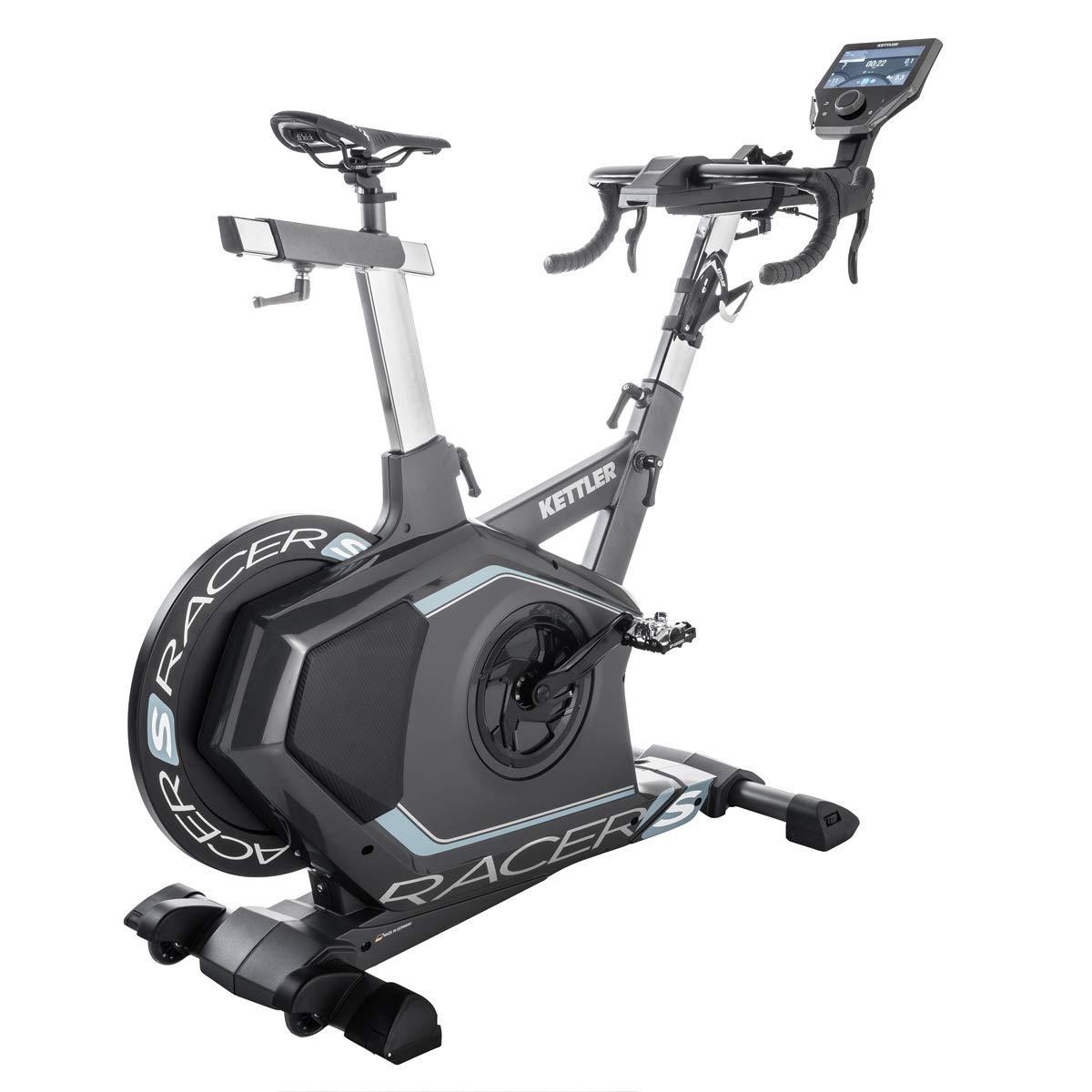 Kettler Ciclo Indoor Bicicleta ERGOMETRICA Racer S, Adultos Unisex ...
