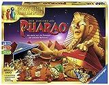 Ravensburger Spiele 26656 Brettspiele, Der zerstreute Pharao