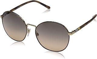 Burberry Women's Sunglasses 3094-1257/G9 0BE3094 1257G9 56, Silver