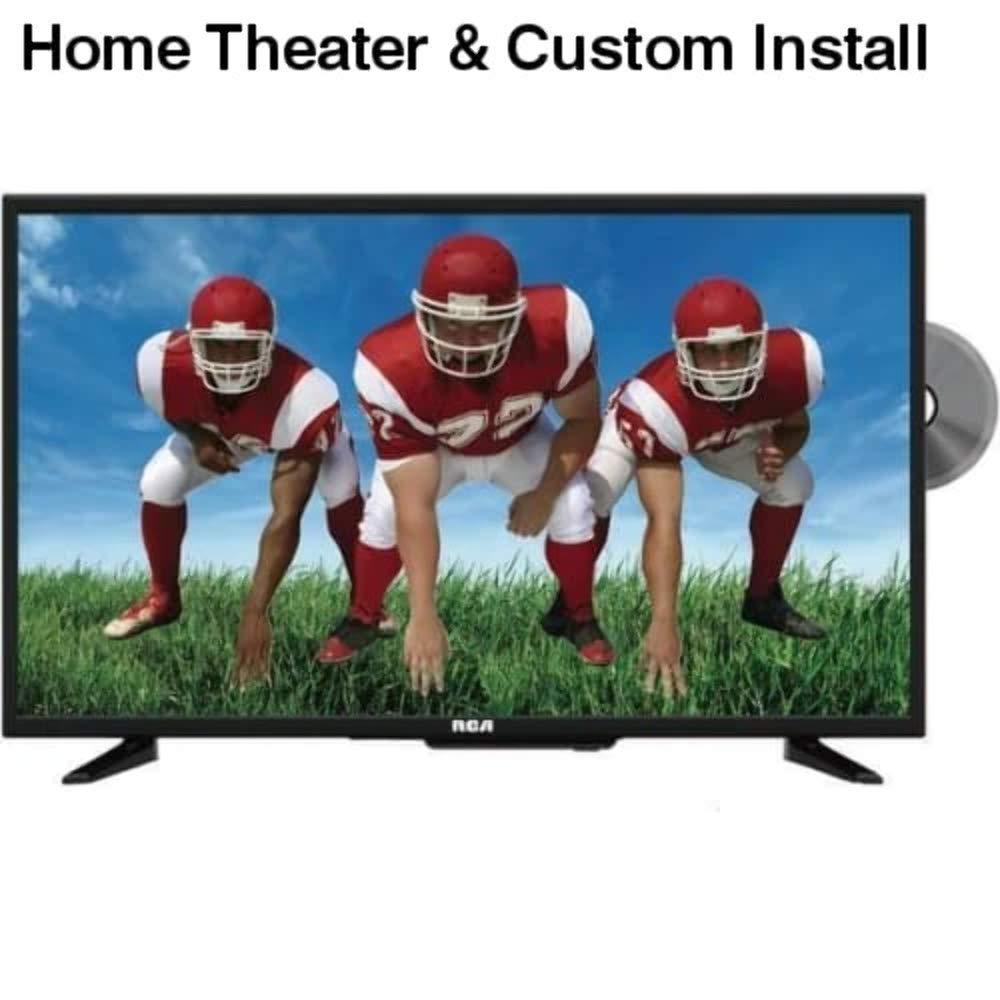 RCA RTDVD3215 LED DVD Player