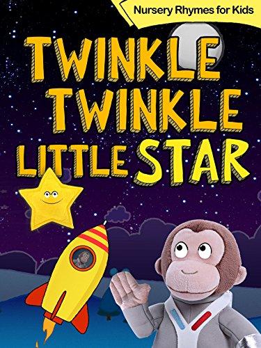 Twinkle Twinkle Little Star, Nursery Rhymes for Kids