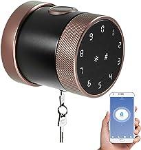 Festnight Smart diefstalbeveiliging Security Door Lock elektronische vingerafdruk, BT Lock APP Tuya afstandsbediening, wac...