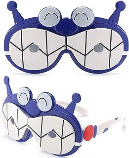 GWQDJ - Gafas De Sol Polarizadas Flexibles, Protección UV Gafas De Dibujos Animados De Gafas TAC Lens & Tpee Frame