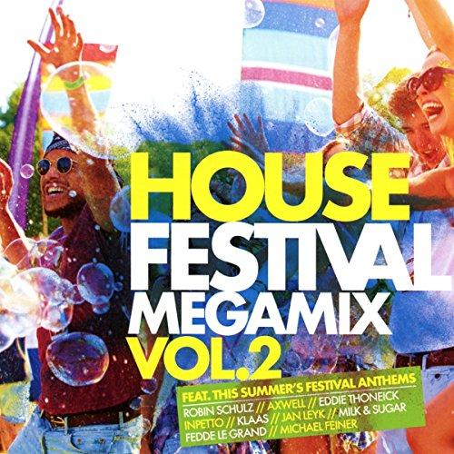 House Festival Megamix 2016
