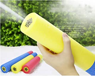 BIUZKO Water Guns for Kids Foam Water Blaster Squirt Gun Shooter Swimming Pool Pump Party Games Toys Soaker Super Water Guns Summer Outdoor Beach Toys for Toddlers Boys Girl