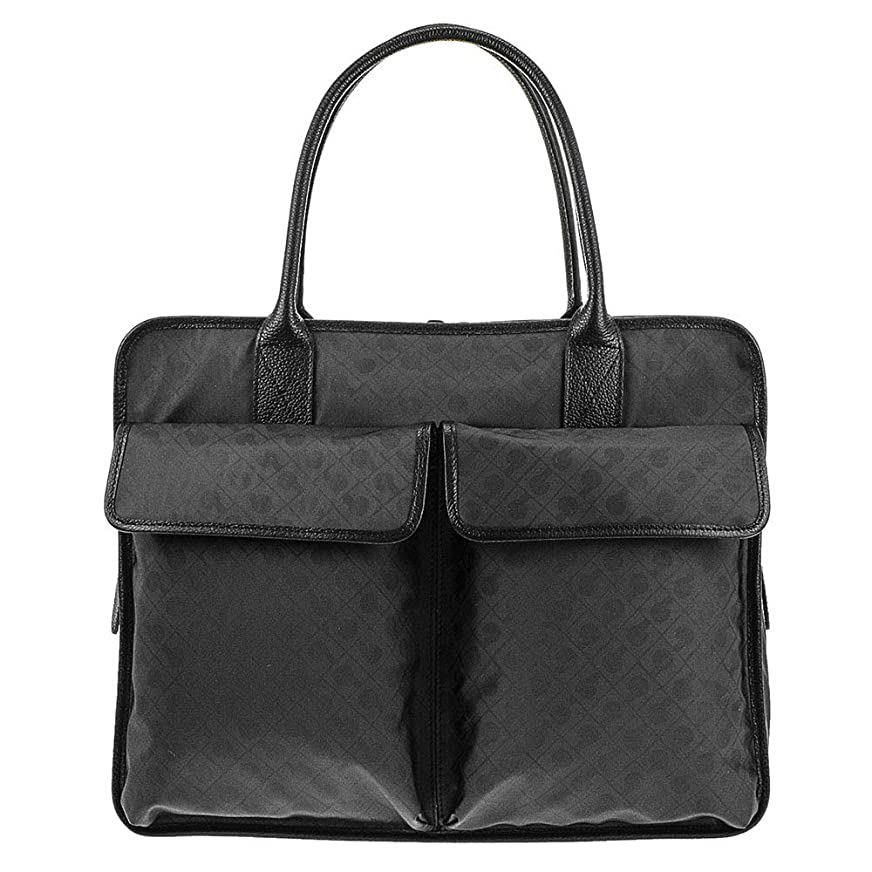 教え感心する難民ゲラルディーニ GH0200 TP/IZMIR BLACK ハンドバッグ