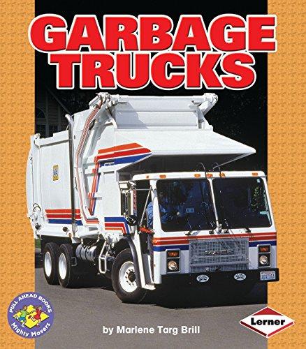 Garbage Trucks (Pull Ahead Books)