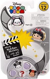 Tsum Tsum Disney Series 12 - Figaro/Snow White/Hidden Mickey