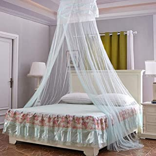 Fornateu Children Bunk Beds Valance Student Dormitory Insect Net Four Corner Bedding Canopy Bug Repeller Bed Curtain