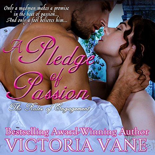 A Pledge of Passion audiobook cover art