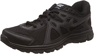 Nike Black School Shoes for Men Ankle Lace-Up Formals (UK/India Size 3 to 12)