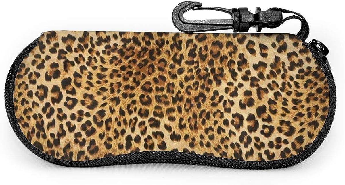 Leopard Skins Colorful Genuine Free Shipping Wild Animal 2021 Sunglasses Print Case Ul Soft
