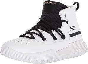 Under Armour Kids' Pre School Sc 3zer0 Ii Basketball Shoe