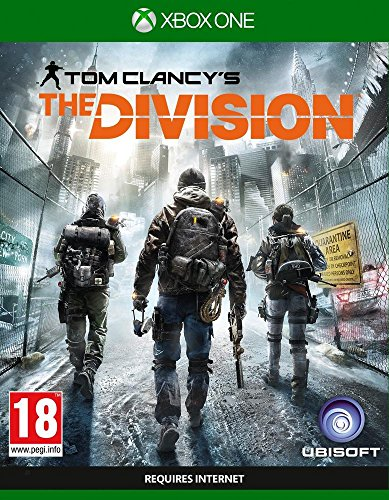UBI Soft Tom Clancy's, The Division Xbox One