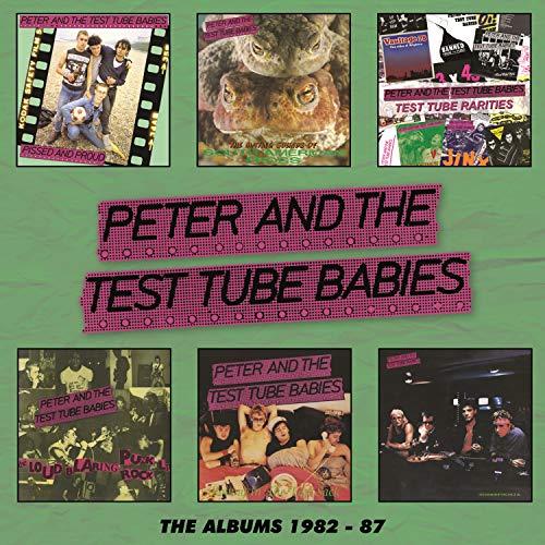Albums 1982-87