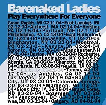 Everywhere For Everyone Dallas, TX 03/11/04