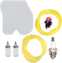 Panari Tune Up Kit 545061801 Air Filter + Primer Bulb Fuel Line for Husqvarna 235 235E..