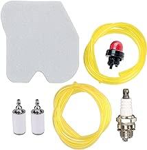 Panari Tune Up Kit 545061801 Air Filter + Primer Bulb Fuel Line for Husqvarna 235 235E 236 236E 240 240E Chainsaw Jonsered CS2234 CS2238 CS2234S CS2238S