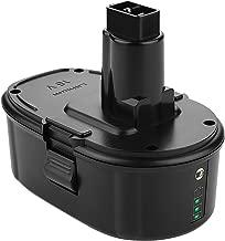 Best dewalt de9503 replacement battery Reviews
