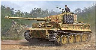 Trumpeter 9539 Pz.Kpfw.VI Ausf.E Sd.Kfz.181 Tiger I (Medium Production) w/Zimmerit Plastic Model kit, Coloured